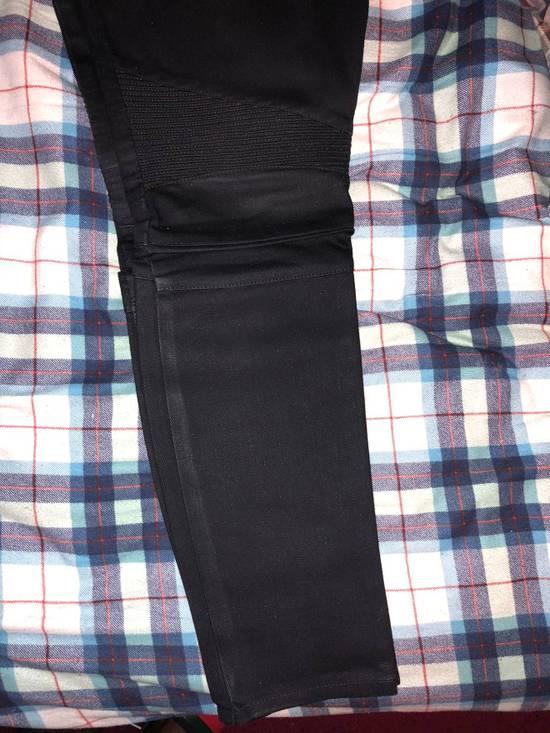 Balmain BALMAIN BALMAIN Skinny Biker Jeans 34, 30 Size US 34 / EU 50 - 4