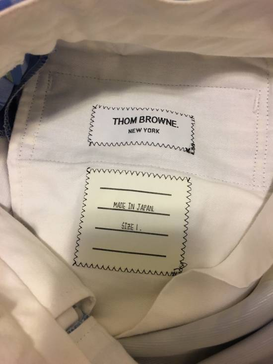 Thom Browne SS13 Check Pants Size US 28 / EU 44 - 3