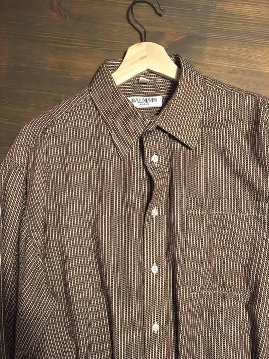 Balmain Balmain Casual Shirt Size US M / EU 48-50 / 2 - 2