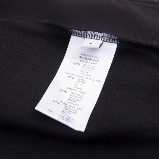 Givenchy Black Technical Jersey Jacket With Logo Banded Sleeves Size US L / EU 52-54 / 3 - 8