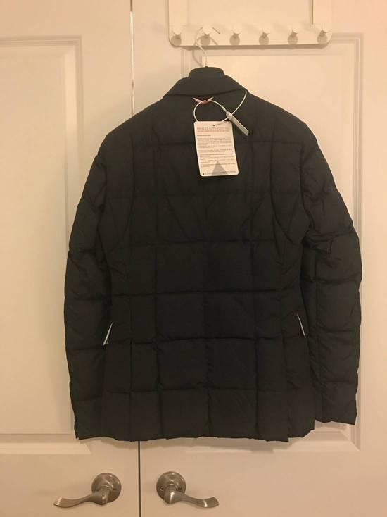Thom Browne Gamme Bleu Wool Quilted Down Blazer Size US XS / EU 42 / 0 - 1
