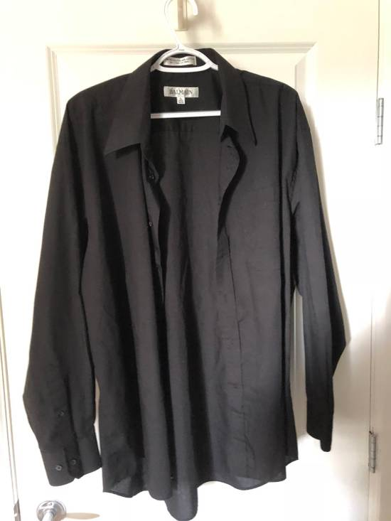 Balmain Button Up/ Dress Shirt Size US XL / EU 56 / 4