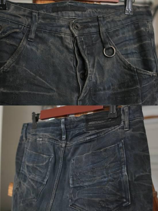 Julius FW10 'Gothik' Twisted Inseam Denim Size US 31