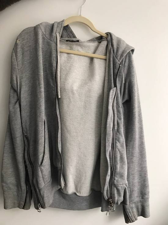 Balmain Vintage Zip Up Hoodie Size US M / EU 48-50 / 2