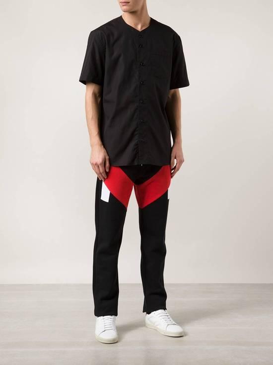 """Givenchy Printed baseball shirt """"17"""" Size US M / EU 48-50 / 2 - 2"""