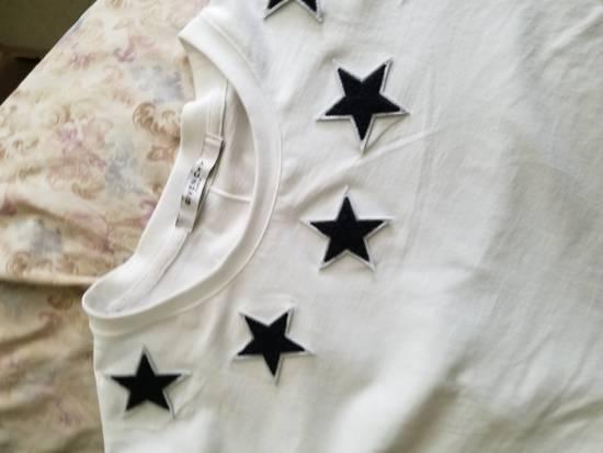 Givenchy Givenchy Star Black & White T-Shirt Size US M / EU 48-50 / 2