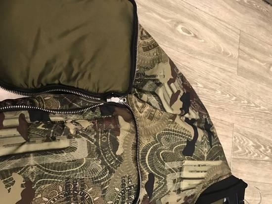 Givenchy 44-46-48-52 Padded Camo Bomber Jacket Size US M / EU 48-50 / 2 - 4