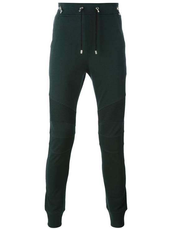 Balmain Size Small Fits Slim - Balmain Cotton Joggers - FW16 Size US 30 / EU 46 - 3