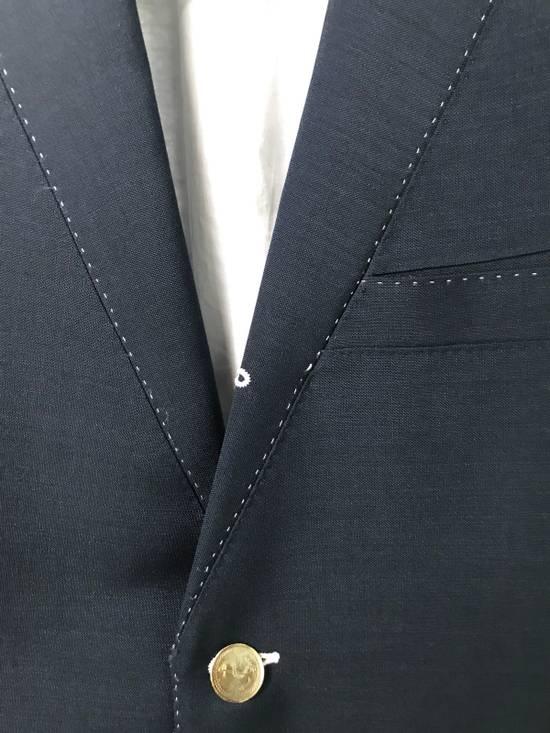 Thom Browne Mohair blend Navy Blazer - Final Price Drop Size 38R - 1