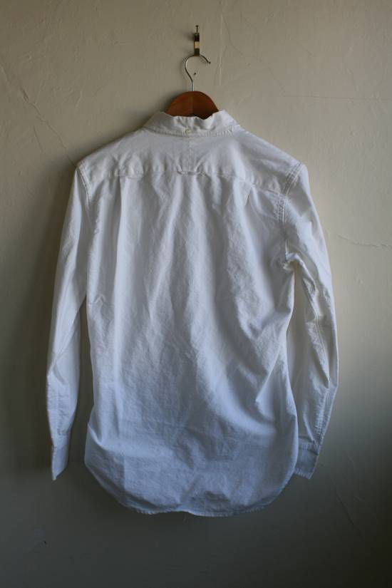 Thom Browne Thom Browne Embroidered Shirt Size US M / EU 48-50 / 2 - 6