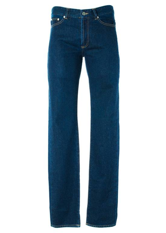 Givenchy Givenchy Men's Medium Blue W/ Star Accent Denim Jeans Size US 31