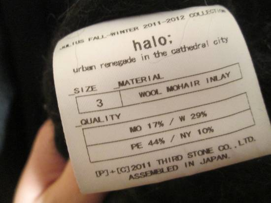 Julius HALO hooded coat Size US L / EU 52-54 / 3 - 8