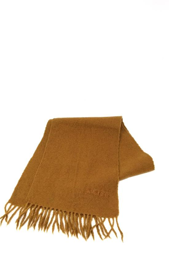 Givenchy Wool scarf beige Size ONE SIZE - 1