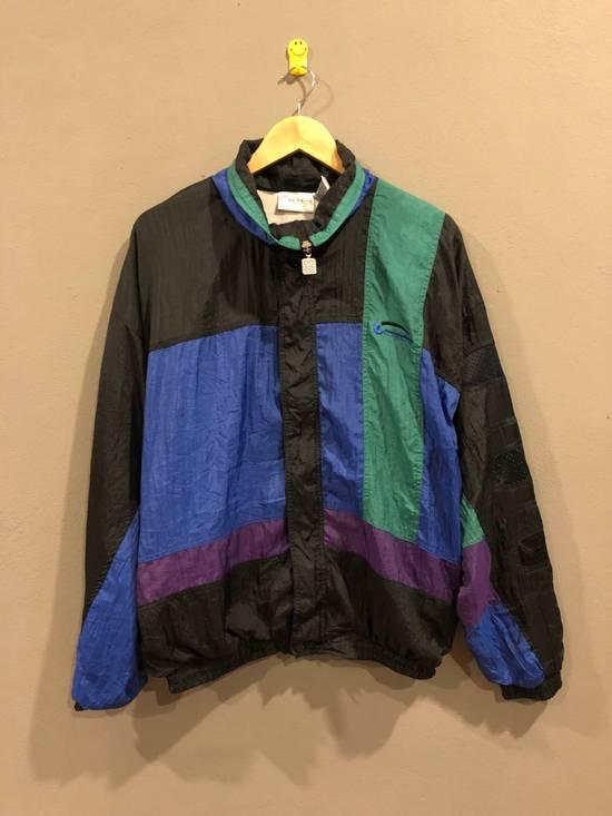 Givenchy Vintage Givenchy Activewear vintage 80's 90's color block windbreaker track jacket Size US L / EU 52-54 / 3