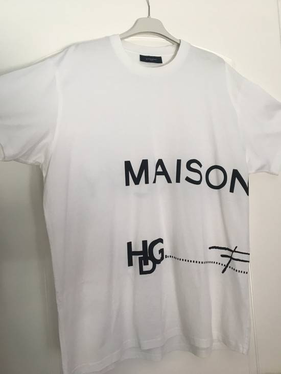 Givenchy Maison Cotton T-Shirt Size US M / EU 48-50 / 2