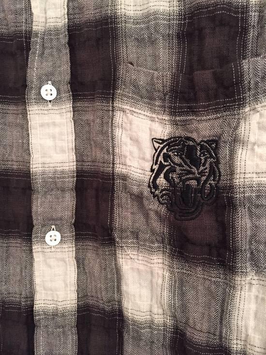 """Balmain FW11 """"Tiger"""" Shirt. Size 38 Size US S / EU 44-46 / 1 - 4"""