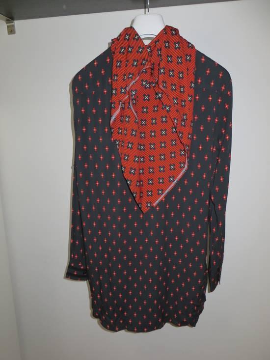 Givenchy Printed scarf shirt Size US M / EU 48-50 / 2 - 6