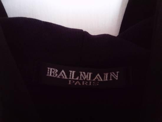 Balmain Balmain side zipped Crest hoodie L Size US L / EU 52-54 / 3 - 2