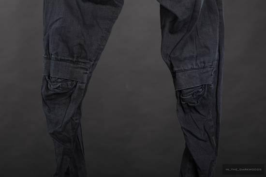 Julius 2014SS knit denim biker skinny pants Size US 28 / EU 44 - 5