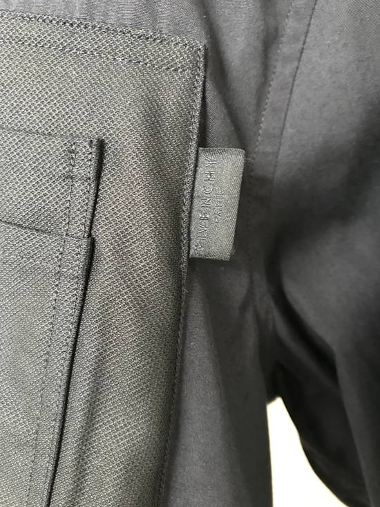 Givenchy Bomber Zip Pocket Dress Shirt Size US S / EU 44-46 / 1 - 1
