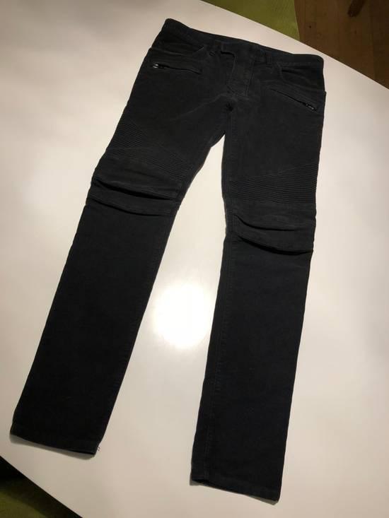 Balmain Black Balmain Jeans Size 32 Size US 32 / EU 48