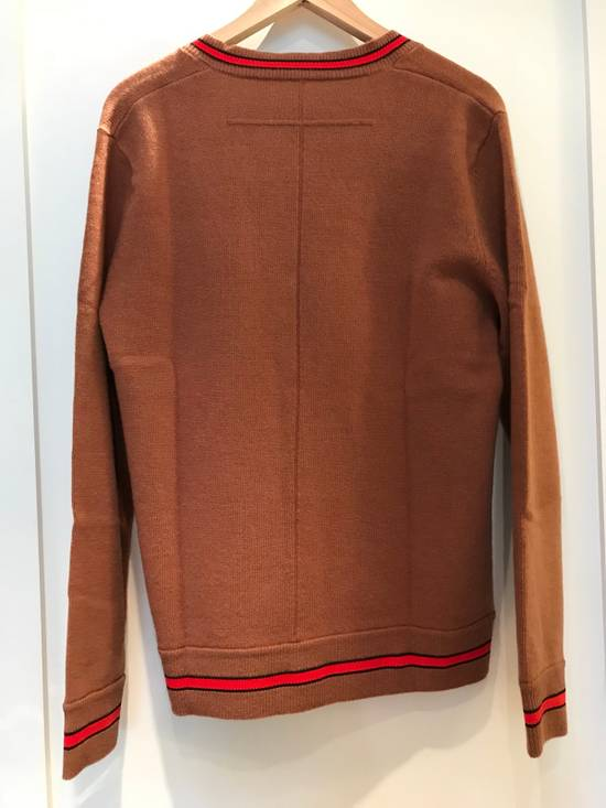 Givenchy Spring Sale!! Final Drop!! Givenchy Men's V Neck Wool Sweater Size US S / EU 44-46 / 1 - 1