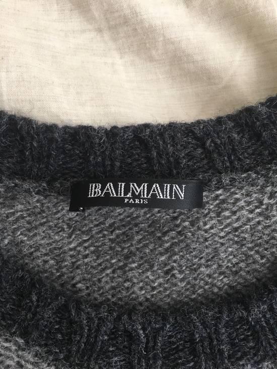 Balmain Balmain Men's Wool Sweater Size US XL / EU 56 / 4 - 1