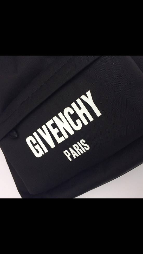 Givenchy Logo backpack, brand new- Retail 1350$!! Size ONE SIZE - 1