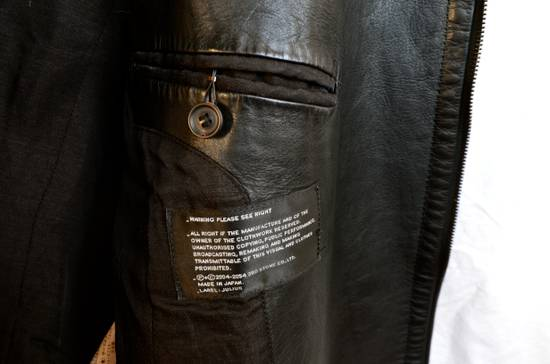 Julius Thieves Leather Fencing Jacket (Last Drop) Size US M / EU 48-50 / 2 - 7