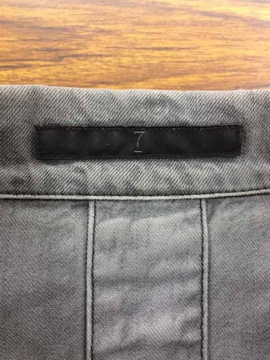 Julius Julius 7 Gray Denim Jacket Large//3 Excellent Condition Size US L / EU 52-54 / 3 - 4