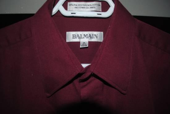 Balmain Cabernet Button Up Size US M / EU 48-50 / 2