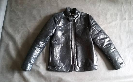 Helmut Lang OG bauhaus vynil coated padded jacket Size US M / EU 48-50 / 2