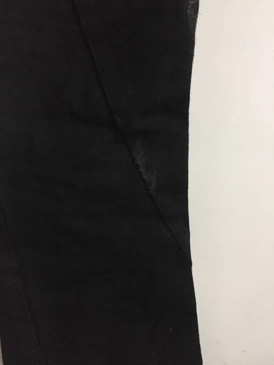 Balmain Distress Waxed Jeans Size US 28 / EU 44 - 7