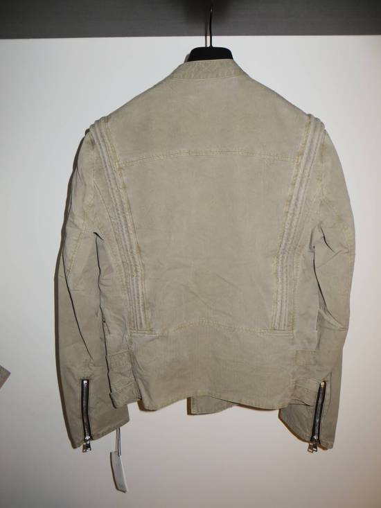 Balmain Zip biker jacket Size US XL / EU 56 / 4 - 9