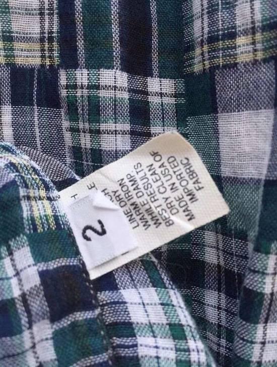 Thom Browne LAST DROP ! Patchwork Madras Shirt Size US S / EU 44-46 / 1 - 2