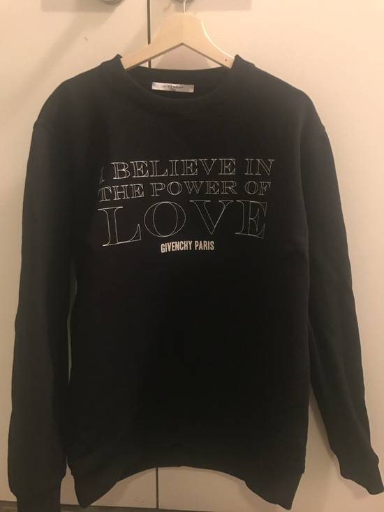 Givenchy Givenchy i believe in the power of love sweater Size US L / EU 52-54 / 3