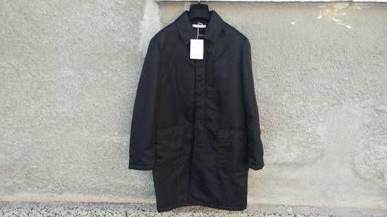 Givenchy $3200 Givenchy Long Padded Nylon Rottweiler Shark Overcoat Jacket size M (L) Size US M / EU 48-50 / 2 - 5