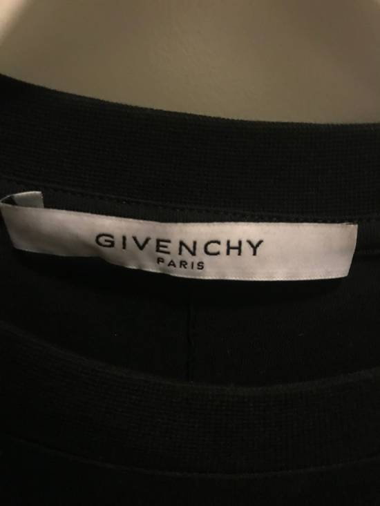 Givenchy *LAST DROP BEFORE REPOSTING* Givenchy Distressed Logo Tshirt Size US XS / EU 42 / 0 - 1