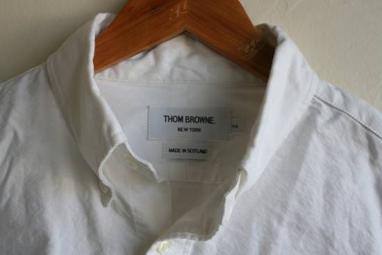 Thom Browne Thom Browne Embroidered Shirt Size US M / EU 48-50 / 2 - 2