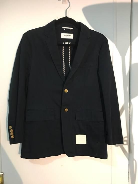 Thom Browne Thom Browne Two-button Blazer Jacket Size US XS / EU 42 / 0