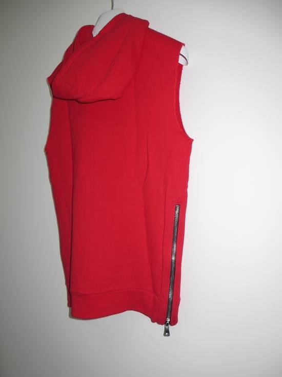 Balmain Sleeveless hoodie with Badge Size US M / EU 48-50 / 2 - 7