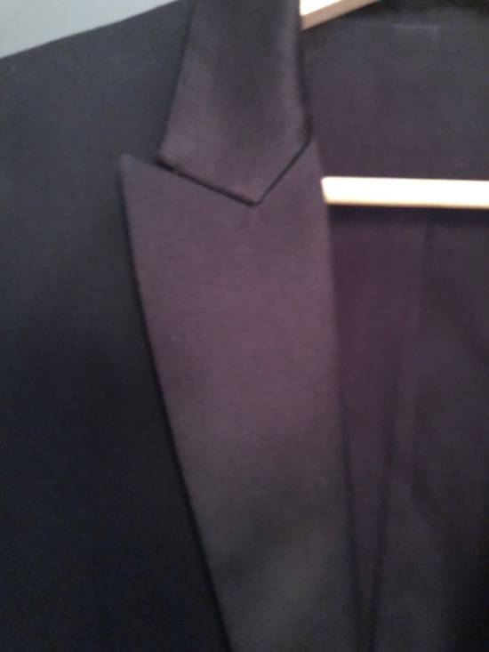 Balmain Balmain Jacket with satin lapel Size 50R - 4