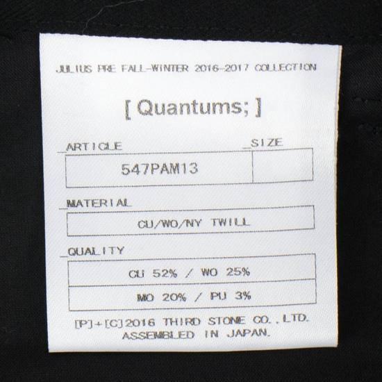 Julius 7 Black Skinny Woven Pants Size M Size US 34 / EU 50 - 6