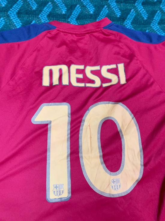 lower price with ca8d3 0ebb4 Messi barcelona jersey spain fifa supreme nike off white ftp