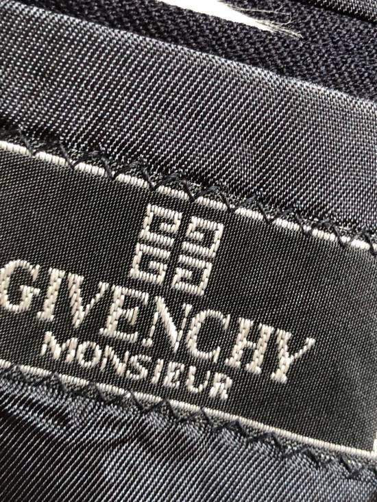 Givenchy Double Breasted Wool Blazer Size 40R - 3
