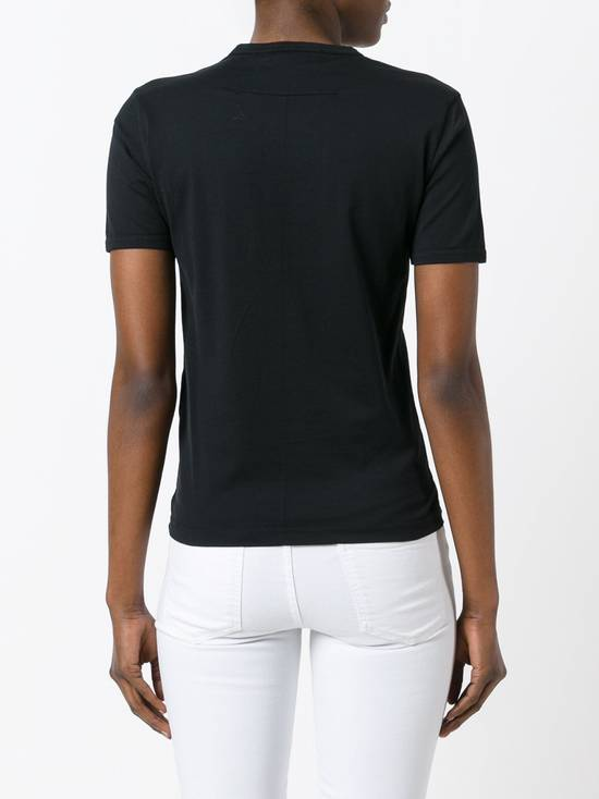 Givenchy $590 Givenchy Iconic Eye Print Rottweiler Bambi Stars Women's T-shirt size XS Size US XS / EU 42 / 0 - 3