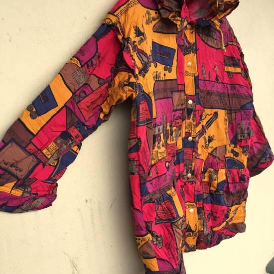 Vintage Vintage!! H-L HENRI LUC CHAPIUS Sportwear Cote D'Azur Designer Outdoor Windbreaker Full Print Pop Art Henri Luc Chapius Women Size Large Size US L / EU 52-54 / 3 - 2