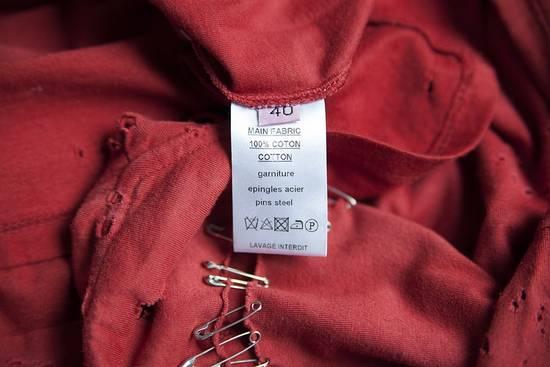 Balmain SS11 safety pins punk t-shirt Size US S / EU 44-46 / 1 - 4