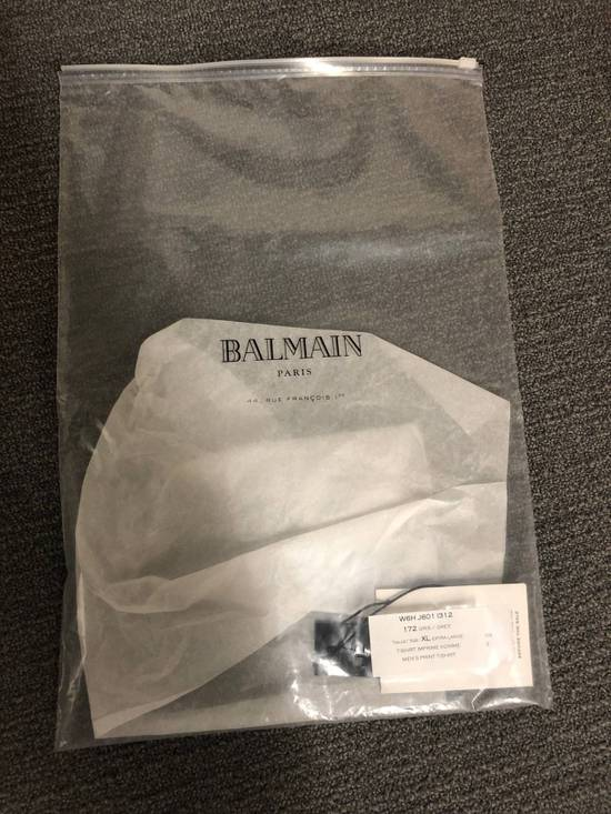 Balmain Classic Logo T-shirts Size US XL / EU 56 / 4 - 3
