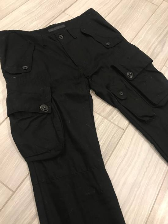 Julius Linen Cargo Pants Size US 28 / EU 44 - 1